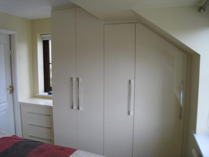 loft wardrobes Cambridge